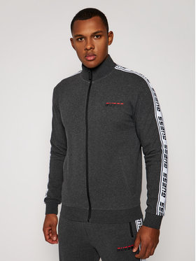 Guess Guess Sweatshirt U0BA33 K6XF0 Grau Regular Fit