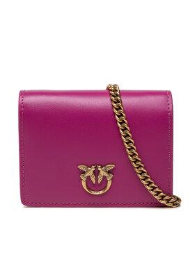 Pinko Pinko Handtasche Jolie Simply C. AI 21-22 PLTT 1P22ET Y6XT Rosa
