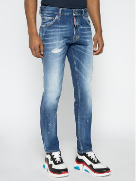 Dsquared2 Dsquared2 Jeans Regular Fit Cool Guy S74LB0670 Bleu Regular Fit