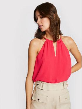 Morgan Morgan Блуза 211-ORINES Розов Regular Fit