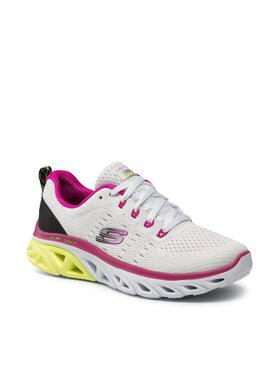 Skechers Skechers Pantofi New Appeal 149551/WPLM Alb