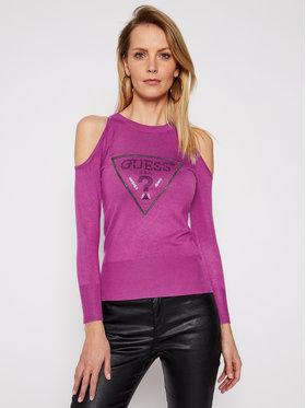 Guess Guess Sweater Aurelie W1RR0D Z2NQ0 Lila Regular Fit