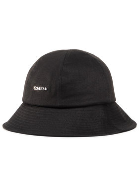 Calvin Klein Calvin Klein Klobouk Metal Safari Hat K60K606825 Černá