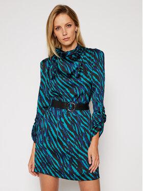 Guess Guess Sukienka koktajlowa Chiara W0BK0B WDE30 Kolorowy Regular Fit