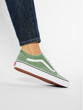 Vans Vans Teniszcipő Old Skool VN0A3WKT4G61 Zöld