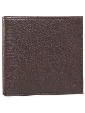 Polo Ralph Lauren Polo Ralph Lauren Velká pánská peněženka Ongoing 405526310002 Hnědá