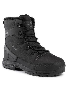 CMP CMP Μπότες Χιονιού Railo Snow Boot Wp 39Q4877 Μαύρο
