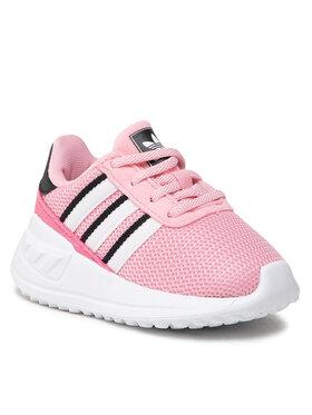 adidas adidas Batai La Trainer Lite El 1 GZ7056 Rožinė