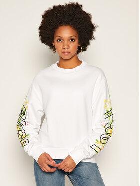 Guess Guess Sweatshirt Soren W0BQ68 K68I0 Blanc Regular Fit