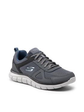 Skechers Skechers Обувки Scloric 52631/GYNV Сив