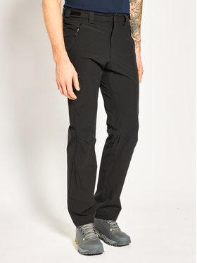 Salomon Salomon Spodnie outdoor Wayfarer L39312500 Czarny Straight Fit