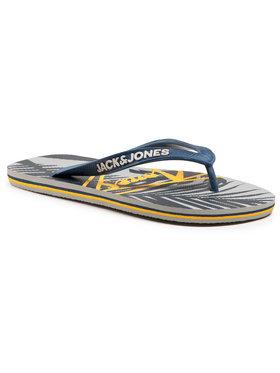 Jack&Jones Jack&Jones Flip flop Jfwprint Tropic 12184309 Bleumarin