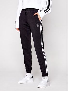 adidas adidas Teplákové kalhoty Cuffed GD2255 Černá Slim Fit