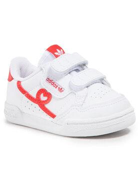 adidas adidas Обувки Continental 80 Cf I FY2580 Бял