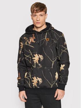 DC DC Sweatshirt Snowstar ADYFT03299 Schwarz Regular Fit