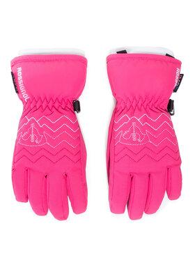 Rossignol Rossignol Γάντια για σκι Popy Impr G RLIYG07 Ροζ