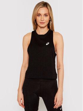 Asics Asics Marškinėliai Jane 2032B952 Juoda Slim Fit