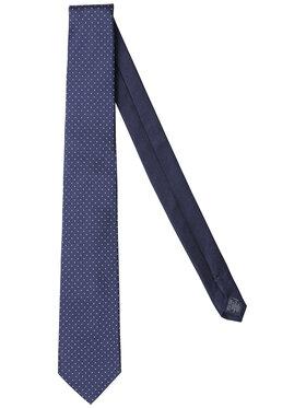 Tommy Hilfiger Tailored Tommy Hilfiger Tailored Krawatte Dot TT0TT06878 Dunkelblau