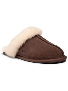 Ugg Ugg Pantofole W Scuffette II 1106872 Marrone