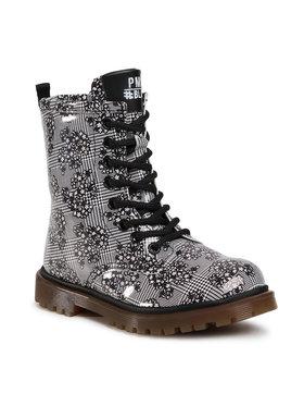 Primigi Primigi Ορειβατικά παπούτσια 6428533 M Λευκό