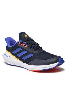 adidas adidas Topánky EQ21 Run J GV9932 Tmavomodrá
