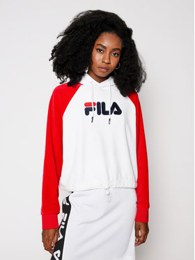 Fila Fila Džemperis Bessie 687956 Balta Regular Fit