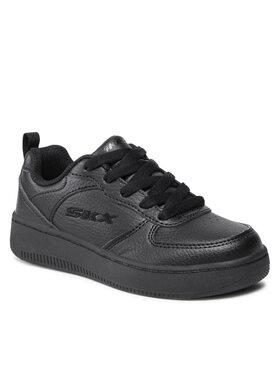 Skechers Skechers Sneakersy Sport Court 92 405696L/BBK Czarny