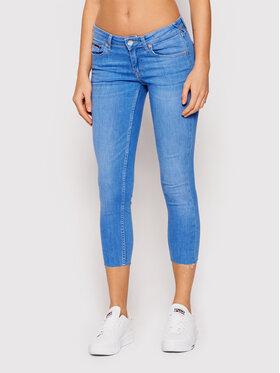 Tommy Jeans Tommy Jeans Blugi Sophie DW0DW09478 Albastru Skinny Fit