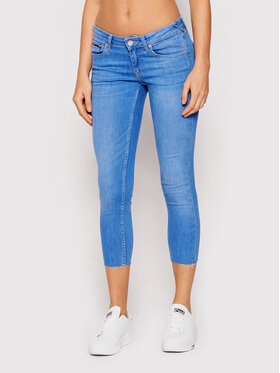 Tommy Jeans Tommy Jeans Jeansy Sophie DW0DW09478 Modrá Skinny Fit
