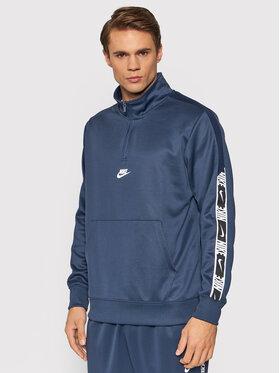 Nike Nike Mikina Sportswear DM4674 Tmavomodrá Regular Fit