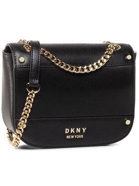 DKNY DKNY Borsa Thelma Flap Crossbody R02E3I89 Nero