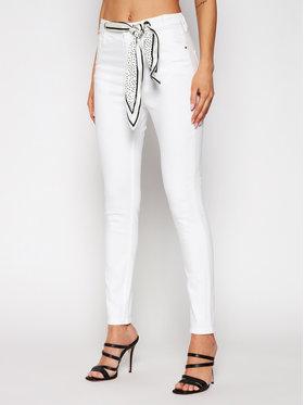 Guess Guess Jeans W1GA36 D4DN1 Weiß Super Skinny Fit