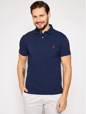 Polo Ralph Lauren Polo Ralph Lauren Polohemd Core Replen 710782592 Dunkelblau Custom Slim Fit