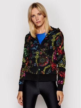 Versace Jeans Couture Versace Jeans Couture Sweatshirt 71HAI306 Noir Regular Fit