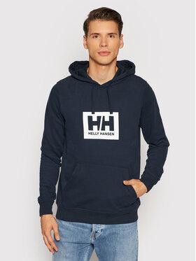 Helly Hansen Helly Hansen Mikina Hh Box 53289 Tmavomodrá Regular Fit