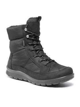 ECCO ECCO Hótaposó Babett Boot GORE-TEX 215553 51052 Fekete