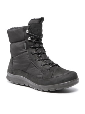 ECCO ECCO Stivali da neve Babett Boot GORE-TEX 215553 51052 Nero