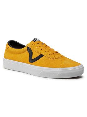 Vans Vans Sneakers aus Stoff Sport VN0A4BU6XW31 Gelb