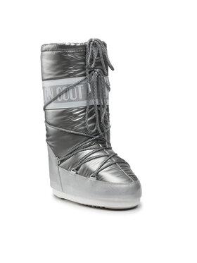 Moon Boot Moon Boot Снігоходи Classic Pillow 14027100002 Срібний