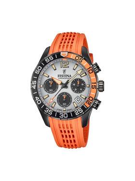 Festina Festina Uhr Chrono Sport 20518/1 Orange
