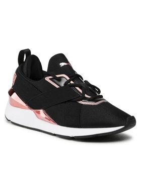 Puma Puma Sneakersy Muse X3 Metallic 375131 01 Czarny