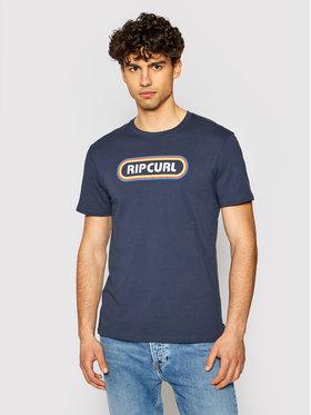 Rip Curl Rip Curl T-Shirt Surf Revival Hey Muma CTERP9 Tmavomodrá Standard Fit