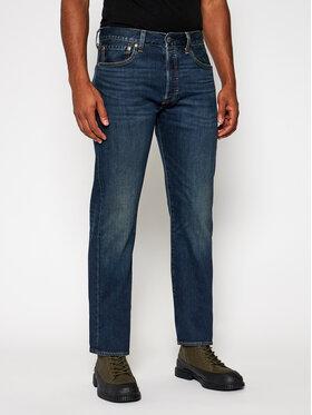 Levi's® Levi's® Straight Fit džíny 501® 00501-3061 Tmavomodrá Straight Fit