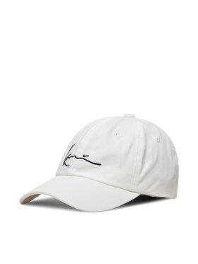 Karl Kani Karl Kani Шапка с козирка Signature Cap 7030752 Бял