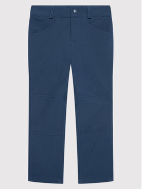 Reima Reima Текстилни панталони Mighty 532189S Тъмносин Regular Fit