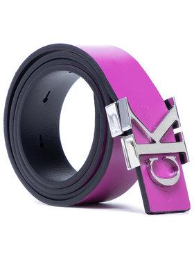 Calvin Klein Jeans Calvin Klein Jeans Ζώνη Γυναικεία Logo Sm Lth 30Mm K60K608032 Ροζ