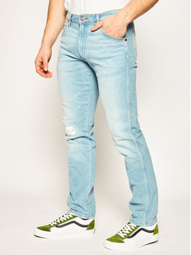 Wrangler Wrangler Jeans Icons W1MZUH13E Blau Slim Fit