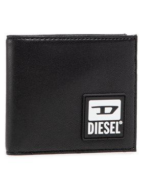 Diesel Diesel Portafoglio grande da uomo Horesh S X08000 PR003 T8013 Nero