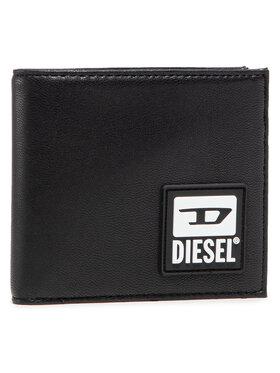 Diesel Diesel Veľká pánska peňaženka Horesh S X08000 PR003 T8013 Čierna