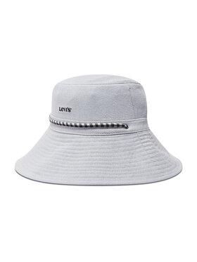 Levi's® Levi's® Klobouk bucket hat 232541-0112-0013 Šedá